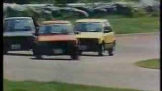 1983 Daihatsu Charade Ad
