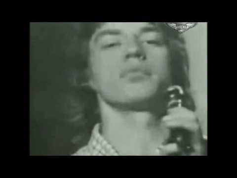 Mick Jagger&Rolling Stones - Satisfaction (I Can't Get No) Rare Video 1965