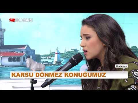CEREN BEKTAŞ İLE BUGÜN HAFTA SONU KARSU DÖNMEZ 'BIRAK BENİ BÖYLE'
