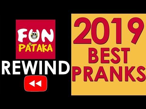 FunPataka REWIND 2019 | Pranks In Hyderabad 2019 | Telugu Pranks | FunPataka