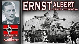 Albert Ernst - Tygrys z Witebska - niemiecki as pancerny cz. 1