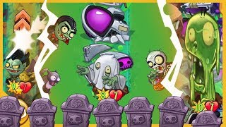 Spooky Monday - These Monsters have gone mad W/ Frenzy - Pvz Heroes