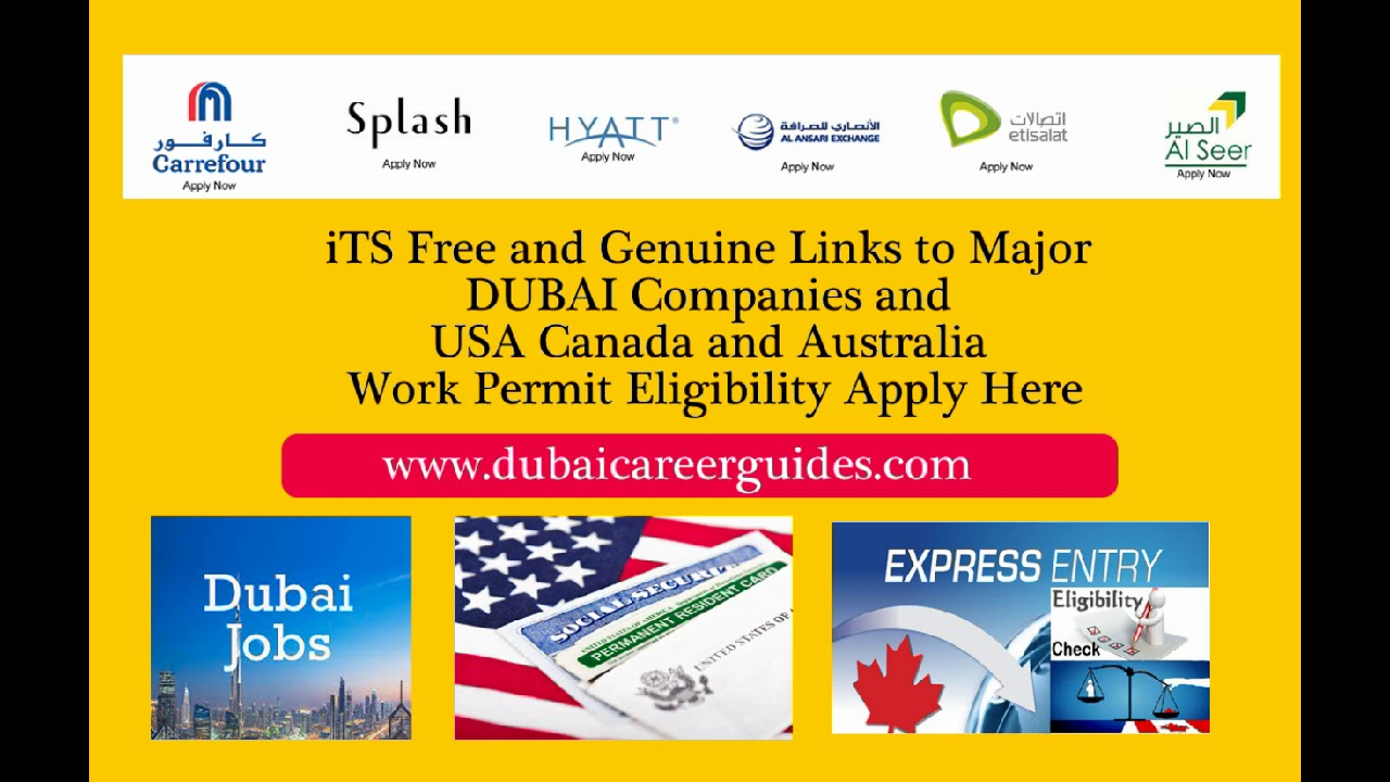 How To Find Jobs In Dubai Uae Job Carrefour Splash Fashion
