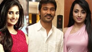 Shamili Rejected from Dhanush's