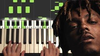 Juice Wrld Empty Piano Tutorial Lesson.mp3