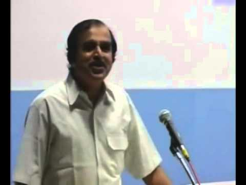 ancient scientific knowledge of India: A lecture delivered by CSIR scientist in IIT Chennai