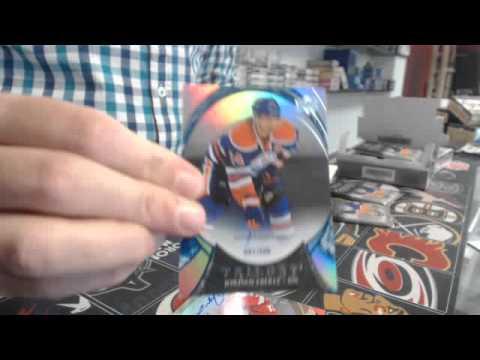 450 Sports #708 - 2015/16 Trilogy hockey double box break