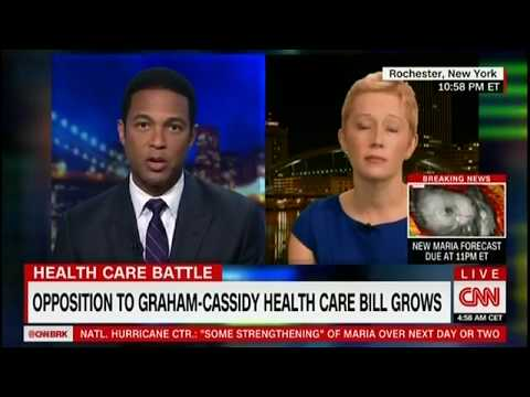Dr. Elizabeth Murray Discusses Children's Health Care on CNN Tonight