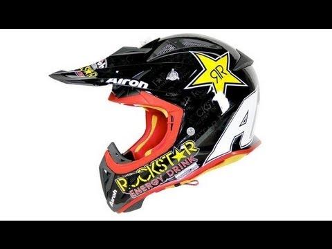 Airoh Aviator Rockstar Helmet Crosshelmet Helm