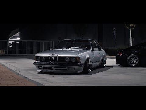 Bagged BMW e24 // e63 | DECENT FILMS