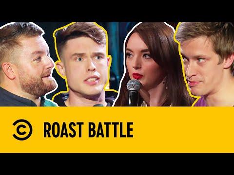 Top 10 Savage Roast Battle Moments   Roast Battle