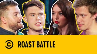 Top 10 Savage Roąst Battle Moments | Roast Battle