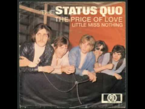 The Status Quo - the Price of Love