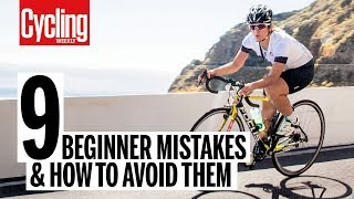 Gambar cover 9 beginner mistakes and how to avoid them | Cycling Weekly