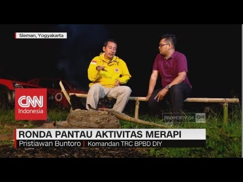 download Ronda Pantau Aktivitas Merapi