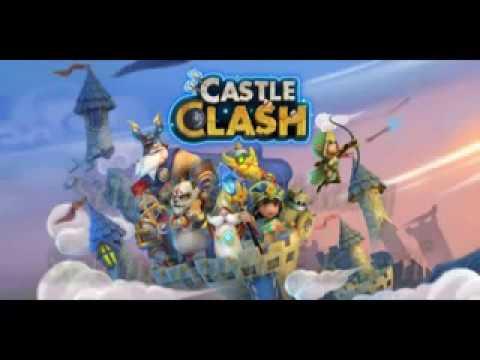 Tutorial Game Castle Clash / Konflik Kastil