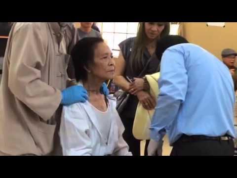 Thầy Võ Hoàng Yên chữa bệnh lần 2 cho nghệ sĩ Minh Cảnh