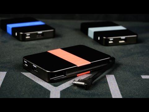 TYLT ENERGI 3K / 3K+ Portable Battery Packs