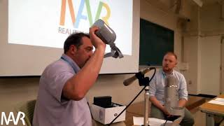 Interview at Teacher Development Forum - Augmented and Virtual Realities in PD