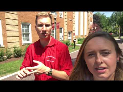 A Day in the Life of a First Year Student-North Central College