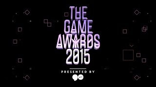 The Game Awards 2015 - Live December 3 on YouTube