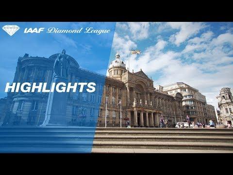 Birmingham Highlights 2018 - IAAF Diamond League