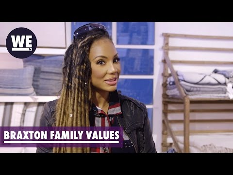 Vince Owes Tamar | Braxton Family Values | WE tv
