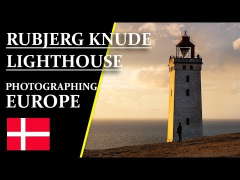 Landscape Photography in Denmark – Rubjerg Knude Lighthouse, tips on night photography