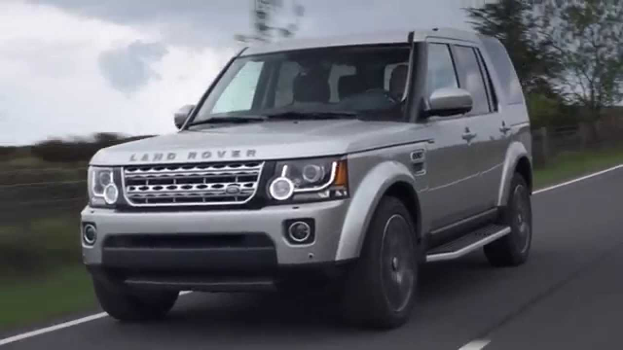 2015 land rover lr4 preview by auto critic steve hammes youtube. Black Bedroom Furniture Sets. Home Design Ideas