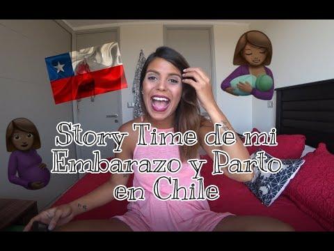 Embarazo, licencia pre y post-natal y parto en Chile - Story Time Una Embarazada Venezolana en Chile