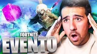 EL FIN DE FORTNITE ! EVENTO FINAL FORTNITE CAPITULO 2 - ElChurches
