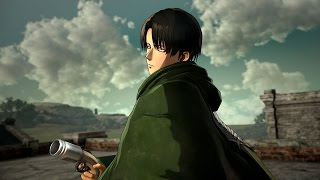 Attack on Titan - Captain Levi Gameplay