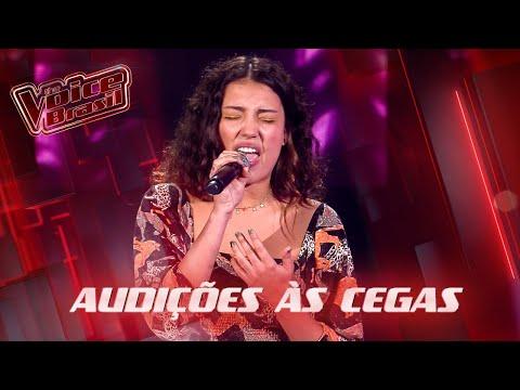 Ana Carvalho canta 'Onde Anda Você' nas Audições às Cegas – 'The Voice Brasil' | 9ª Temporada