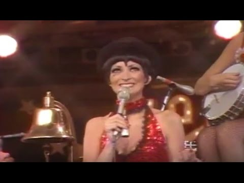 Liza Minnelli [Impersonator] - Cabaret (1977) - MDA Telethon