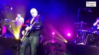 Concert de PASCAL OBISPO Octobre 2014 théatre Luc Donat Au Tampon