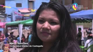 Shipibo Soy Municipalidad de Lima
