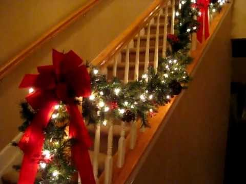 its youtube uninterrupted - Inside Door Christmas Decorations