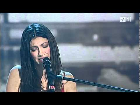 Elisa - Forgiveness - Live Acoustic @Domenica In