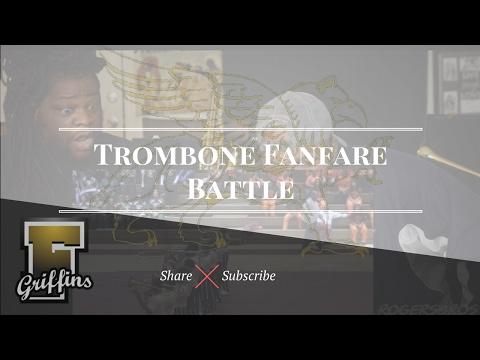 Rogersbros Reacts to Fairfield Central High School Trombone Fanfare Battle