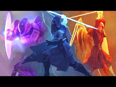 Destiny 2's Campaign In A Nutshell - Part 1
