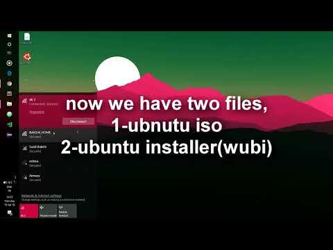 Install Ubuntu Along Windows 10 With Wubi Dual Boot In 3 Step