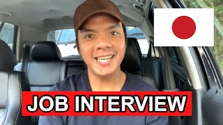 TIPS Para Maipasa Ang Job Interview Para Sa Japan