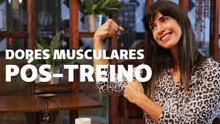 Aliviar do como muscular treino dor a
