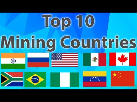 Top 10 Countries To Mine Crypto In The World