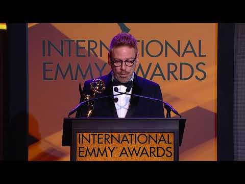 2017 International Emmy Best Performance by an Actor Winner, Kenneth Branagh in Wallander (UK)