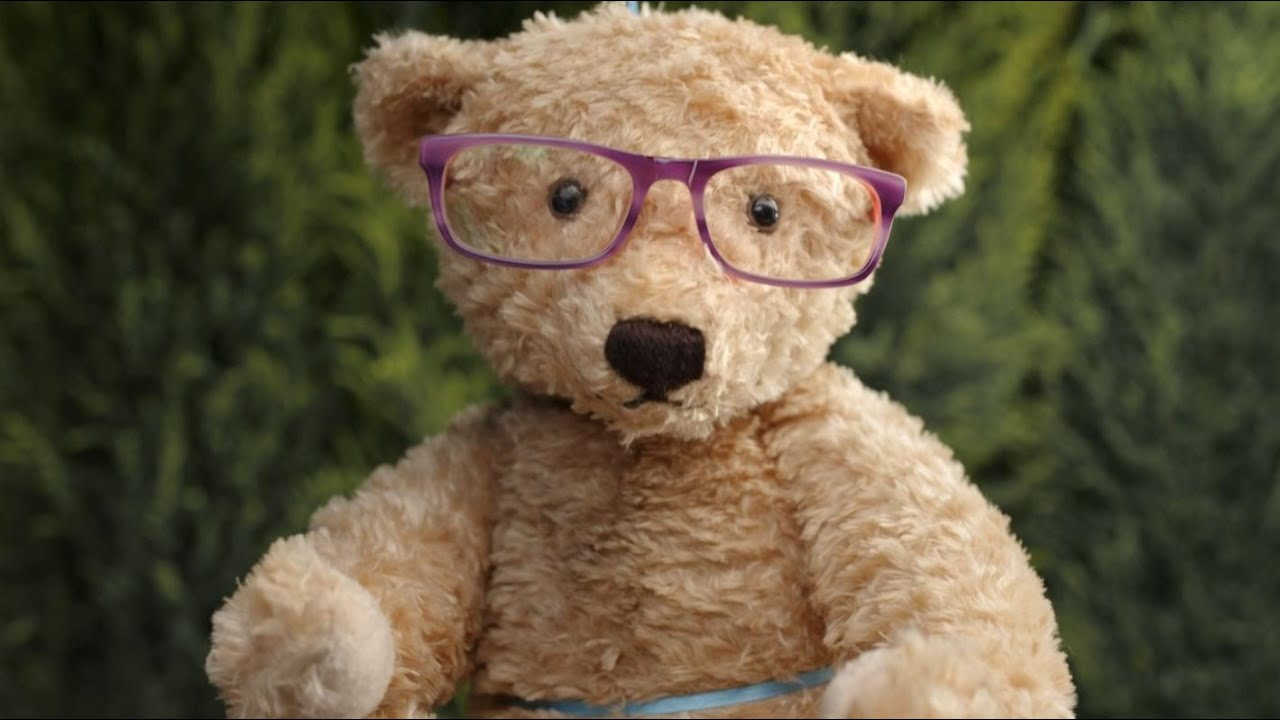 specsavers stratosphere advert teddyinspace
