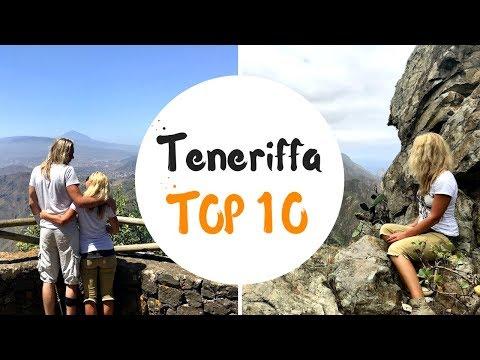 TENERIFFA TOP 10