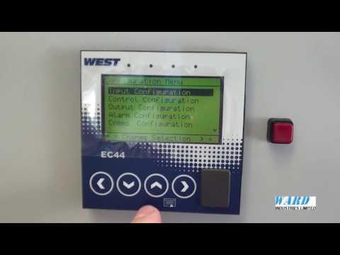 """EC44 Temperature Controller Comms via """"Blue Control"""" Software Tutorial"""
