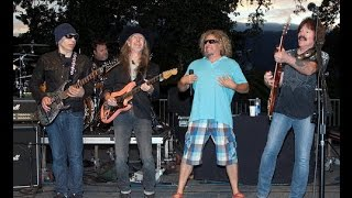 Lucille - Hagar, Satriani & Doobie Brothers Live @ B.R. Cohn Winery