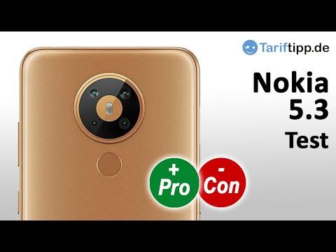 Nokia 5.3 | Test des neuen Mittelklasse-Handys von Nokia